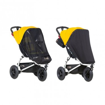 MOUNTAIN BUGGY Set de protectores solares para Swift y Mini