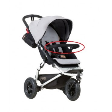 MOUNTAINBUGGY Barra delantera Swift/Mini