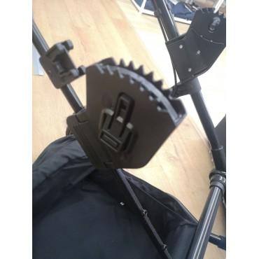 Adaptadores central y laterales para capazos Duet 3.0 Mountain Buggy