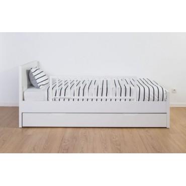 CHILDHOME Barrera de cama de madera