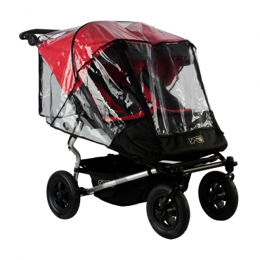 Burbuja doble duet mountain buggy