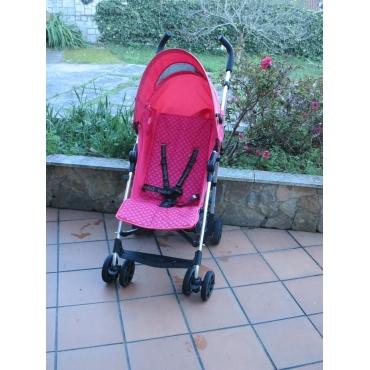 silla paseo bebedue zero