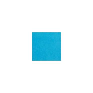 Funda de rizo azul