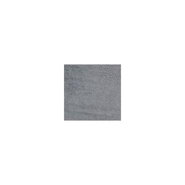 funda de rizo gris