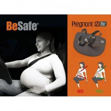 cinturón embarazada besafe izi fix