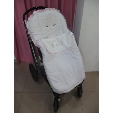 Saco de silla rosa Mayoral