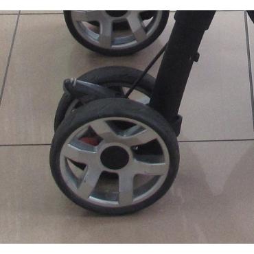 recambio ruedas jané solo
