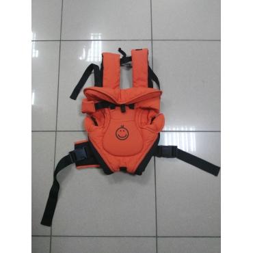 mochila de porteo jané naranja