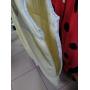 Saco de dormir amarillo Perritos