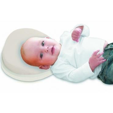 Almohada ergonómica especial para plagiocefalia MOLTO