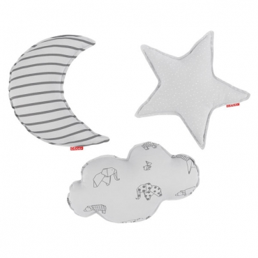 Cojines decorativos baby clic
