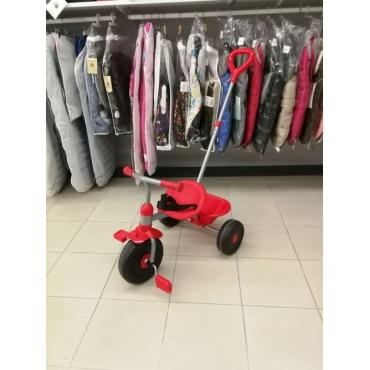 Triciclo evolutivo rojo