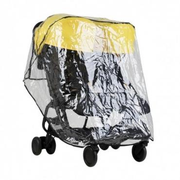 Burbuja de lluvia para Nano Duo de Mountain Buggy