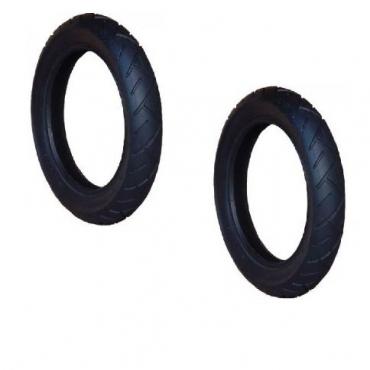 """Cubierta de rueda neumática de 10"""""""