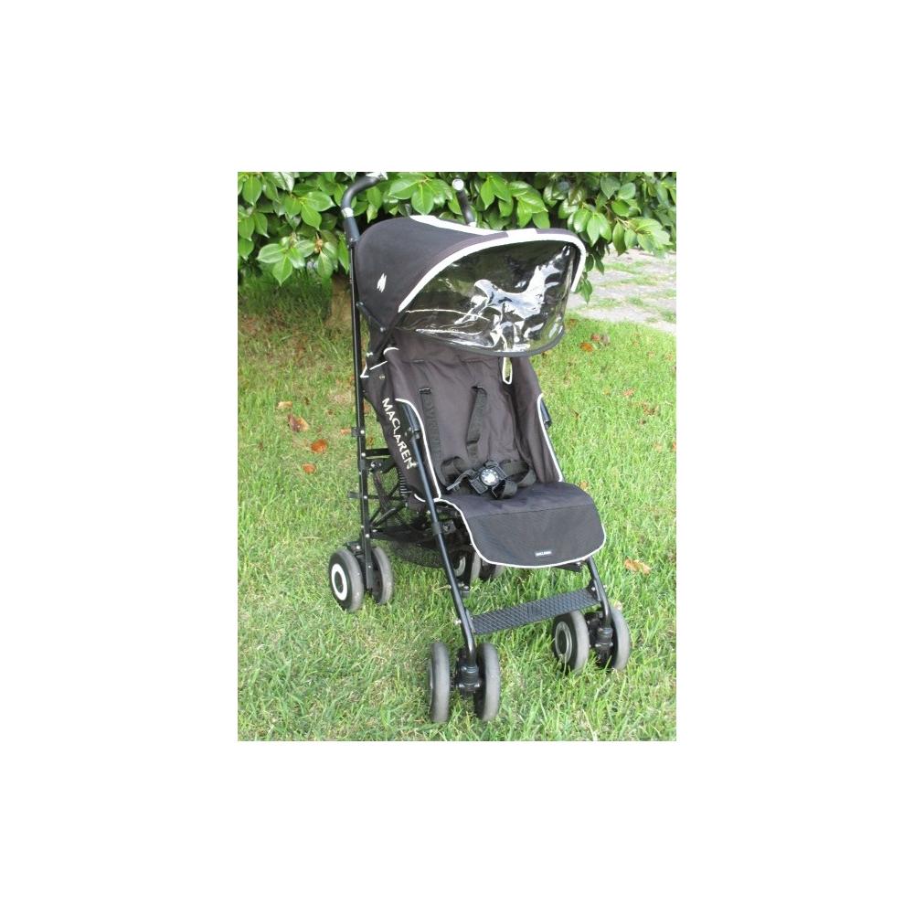 silla paseo maclaren techno xt