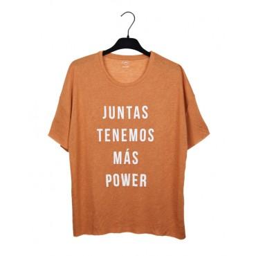 """CAMISETA """"JUNTAS TENEMOS..."""