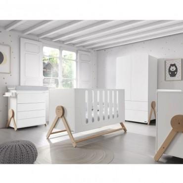 Mueble bañera / cambiador B-1837 Swing