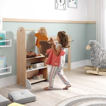 Mueble Perchero Montessori Little Things