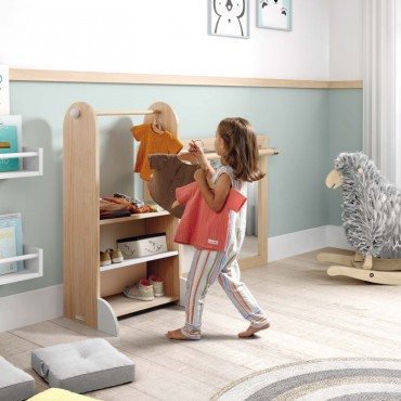 Mueble Perchero Montessori Little Things