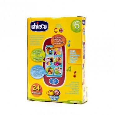 Smartphone bilingüe Chicco