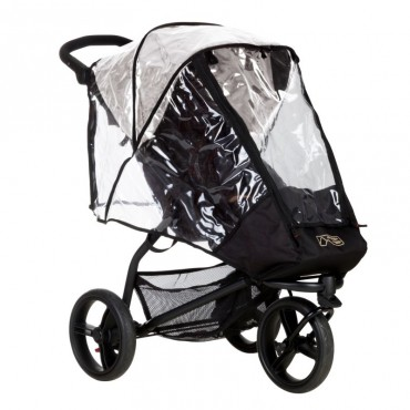 MOUNTAIN BUGGY Burbuja de lluvia para Swift y Mini