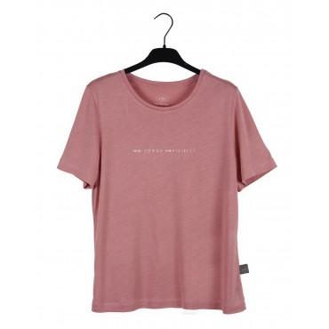 """Colección """"Soy feminista"""" Camiseta """"No somos invisibles"""" Rosa"""