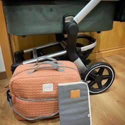 Preparando una maletita para el hospital muy muy especial ❤️ #elplacerdesertía #cuentaatrás #todolisto #mimamieslista #depapásparapapás #experienciamimami #puericulturaresponsable