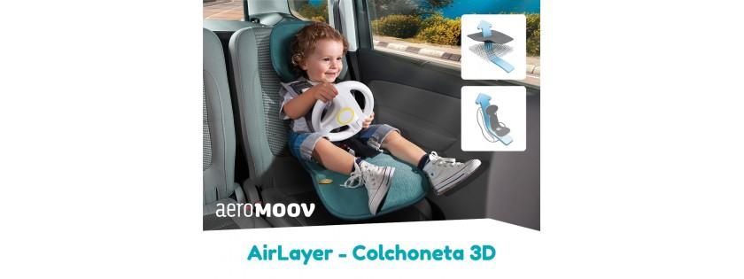 Aeromoov AirLayer: la receta infalible para sudar menos de viaje
