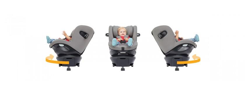 i-Spin 360™ ¡La mejor silla giratoria jamás testada!
