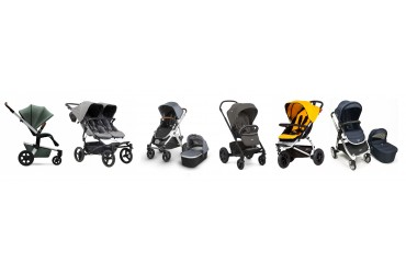 El top 6 de los carritos de bebé