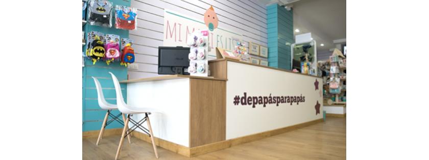 ¿Has echado en falta tiendas dónde comprar todo lo necesario para un bebé?